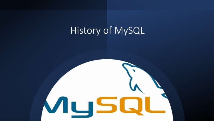 Get to know the history of MySQL with 3 layers