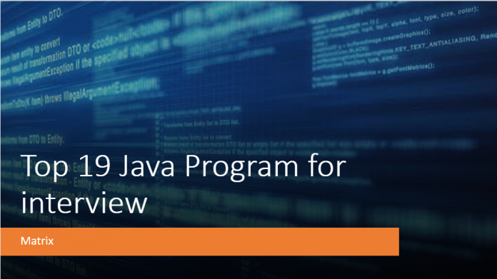 top-19-essential-java-program-for-an-interview