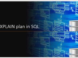 EXPLAIN plan in SQL
