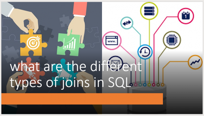 what are the different types of joins in SQL